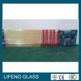 vidrio modelado decorativo de 3-8m m/vidrio calculado