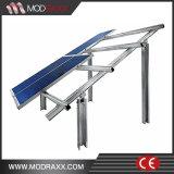 Hohe effiziente justierbare Rohrschelle-Solarmontierung steht vor (MD0007)