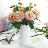 Цветок декоративного одиночного георгина высокого качества искусственний (SF14979)