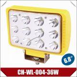 """6.8 """" 36W het LEIDENE van de Lens van PMMA IP67 Licht van het Werk (CH-wl-004-36W)"""