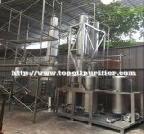 高いオイルの収穫パフォーマンス無駄の黒の潤滑油の清浄器機械(EOS)