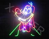 Stufe-Laser-Projektor RGB-Mehrfarbenanimation-Erscheinen