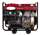 3kw 3kVAの開いたフレームのディーゼル発電機3000W