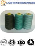 Amorçage de couture tourné par faisceau de polyester pour le tissu