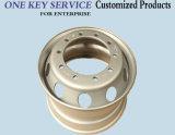 カスタマイズされた作られたトラックの車輪の縁、高品質はトラックの車輪を造った