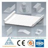 Profil en aluminium fait sur commande d'usine avec le prix concurrentiel pour le bordage