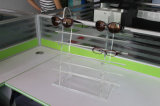 Kundenspezifischer freier AcrylEyewear Ausstellungsstand. Sonnenbrillen zeigen, Brille-Bildschirmanzeige an