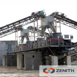 10-100tph High Performance Natural Sand Crusher, Vertical Shaft Impact Crusher