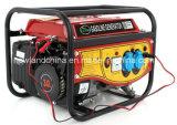 Generador portable de la gasolina de 1.1kw / 3.0HP / 1500f