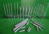 El tubo de la forma cónica de la aguafuerte del acero inoxidable de China utiliza extensamente