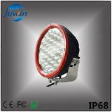高品質8.7インチの手段のための赤くか黒いのの高さの内腔LEDのドライビング・ライト150Wの大きい国LED車ランプ