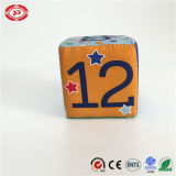 Baby Education Stuffed Toy를 위한 입방 Number Teaching