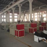 Lijn van de Pijp van de uitdrijving de Plastic voor het Maken van HDPE PPR Pijp