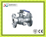 Шариковый клапан PC 300lbs RF изготовления 2 плавая с пусковой площадкой установки
