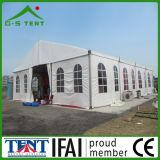 Großes Waterproof PVC 25m Span Exhibition Tent Marquee House