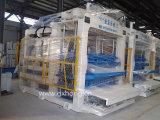 Máquina de fabricación de ladrillo automática llena, bloque de cemento alemán que hace la máquina (QT12-15D)