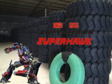 Superhawk 7.00-12 de Industriële Pneumatische Stevige Band van Band 8.25-15 8.25-12