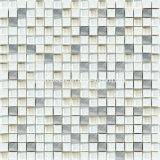 호화스러운 Square Ceramic & 2016년 동안 Aluminum Alloy를 가진 Glass Mosaic