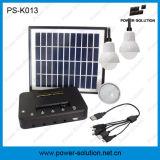 Lithium-Sonnenenergie-Ausgangsbeleuchtungssystem mit beweglicher Aufladeeinheit