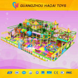 Amusement Park (A-15246)のための森林Theme Large Indoor Playground