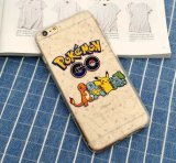 Pokemon Go Phone Cover Case com Pokemon Design
