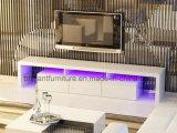 MDF木RGB LEDの家具TVのキャビネットの立場(BR-TV780)