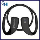 Los mejores receptores de cabeza estéreos sin hilos Mic/incorporado Apartamento - X de Sweatproof del deporte del auricular V4.1 de Bluetooth de la tirilla de la camisa
