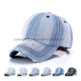 La gorra de béisbol lavada modificada para requisitos particulares, Snapback se divierte el sombrero