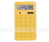 Una calcolatrice elettronica di plastica materiale dei 10 ABS delle cifre (LC263ABS-1)