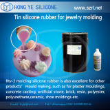 Resin Diamond Moldingのための注入Molding Silicone Rubber