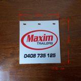 Kundenspezifische Fertigung OEM/ODM weiße Belüftung-Auto-Schutzvorrichtung