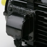 Motor de ventilador axial ao ar livre do motor trifásico de alumínio da alta qualidade