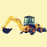 Cummins Engineとの熱いSale Articulated Backhoe