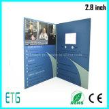 LCD를 위한 최상 2.8 인치 영상 인사장