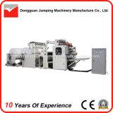 Type neuf machine de papier de soie de soie dans la chaîne de production