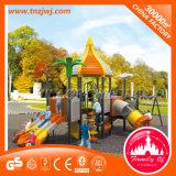 Unterhaltungs-Kind-Plastikim freienspielplatz-Geräten-Plättchen