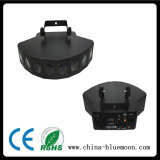Neues Product RGBW 3W Eight Eyes Gebläse-Shaped Sector LED Beam Light