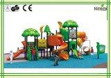 아이를 위한 Kaiqi 높은 녹색 나무 옥외 운동장