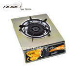 La Cina Supplier GPL Portable Gas Stove con Stainless Steel