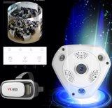 新しい到着3D VrのカメラIP WiFi 360のカメラ