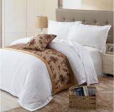 Matéria têxtil do hotel 100% da tela do jacquard do T/C 50/50 do algodão/a Home (WS-2016341)