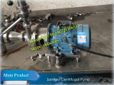 Castor를 가진 3000L/H Movable Beverage Pump Juice Pump