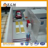 Модель красивейших и высокого качества ABS/модель блока/фактор архитектурноакустического здания маштаба модель здания модельные делая/модель/проект здания/весь вид знаков