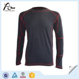 Poliestere Nylon Stand Collar Running Wear con Half Zipper