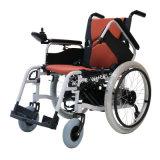 Sillón de ruedas eléctrico plegable del equipo de Meidcal (PW-001)