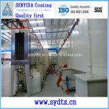 Powder novo Coating Machine/Equipment/Painting Line de Pretreatment