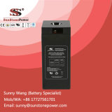 2V300ah étanche Solar Power Supply Sealed Lead Acid Battery , Gel Arla Batteries Fabricant