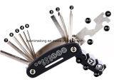 15 in 1 Bike Repair Tool Hex Spoke Cycle Screwdriver