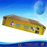 amplificateur à deux bandes de GM/M 3G de servocommande de signal de 30dBm 85dB