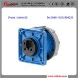 Receptáculo IEC60309 Enchufe y zócalo / enchufe industrial para 2p + E 16A / 32A 230V
